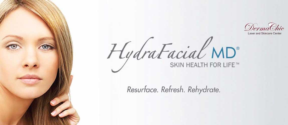 Dermachic Hydrafacial